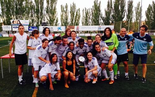 Campeonas II Torneo Femenino