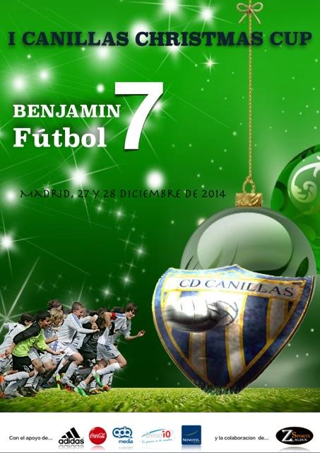 Torneo Navidad 2014 Benjamin